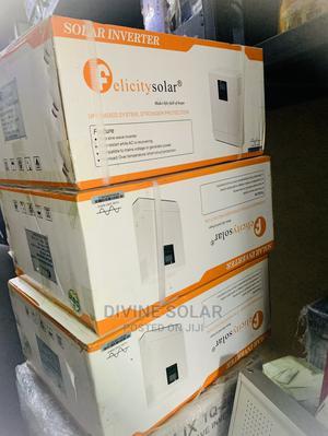 5kva 24v Hybride Inverter Felicity   Solar Energy for sale in Lagos State, Badagry