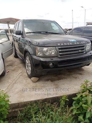 Land Rover Range Rover Sport 2008 Black | Cars for sale in Abuja (FCT) State, Kuje