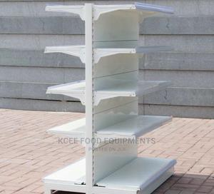 Supermarket Shelf Double Sided | Store Equipment for sale in Oyo State, Ibadan