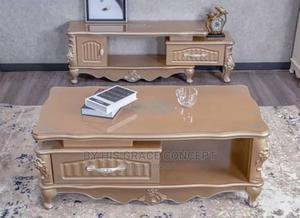Console Tv Stand and Center Table | Furniture for sale in Lagos State, Ojo