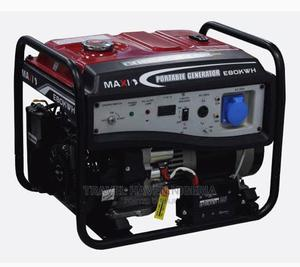 Maxi 10KVA Elegant Remote Starter Generator EK80   Electrical Equipment for sale in Abuja (FCT) State, Gwarinpa
