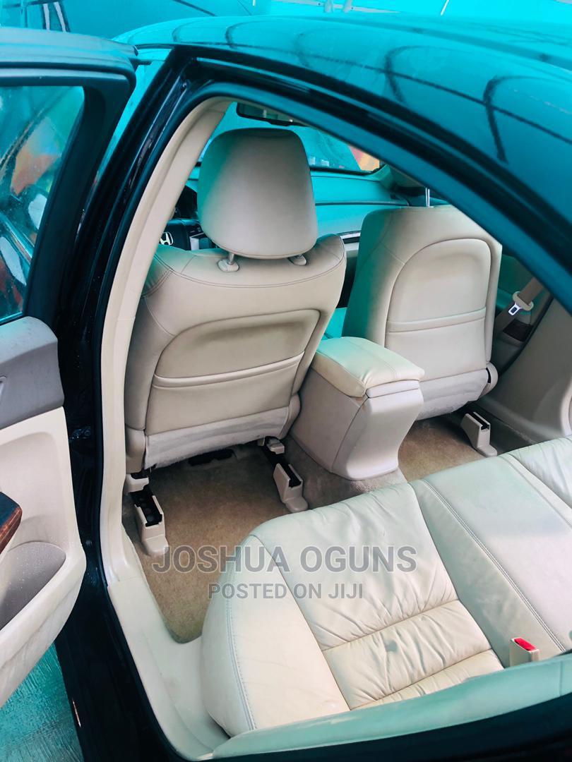 Honda Accord 2010 Sedan EX Automatic Black   Cars for sale in Abeokuta South, Ogun State, Nigeria