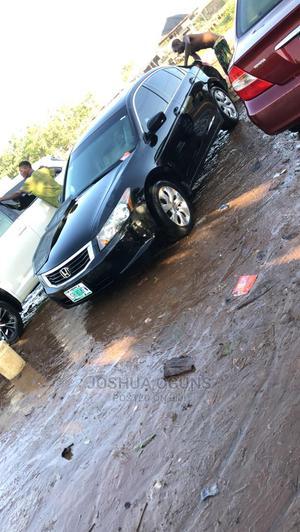 Honda Accord 2010 Sedan EX Automatic Black | Cars for sale in Ogun State, Abeokuta South
