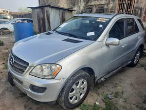 Mercedes-Benz M Class 2008 ML 350 4Matic Silver | Cars for sale in Lagos State, Isolo