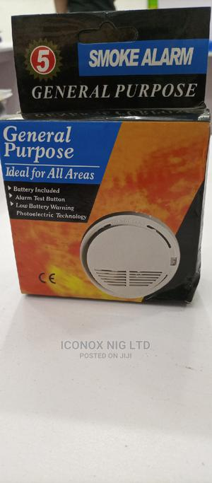Wireless Smoke Alarm 315/433mhz Household Smoke Detector   Safetywear & Equipment for sale in Lagos State, Ikeja