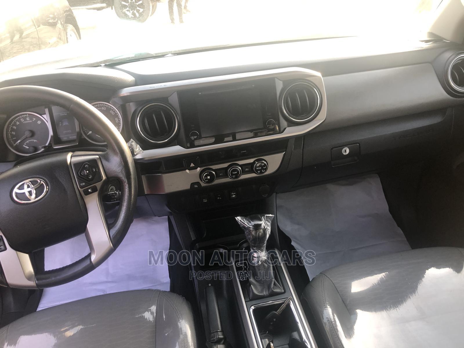Toyota Tacoma 2017 Gray   Cars for sale in Amuwo-Odofin, Lagos State, Nigeria