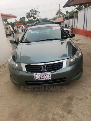 Honda Accord 2009 2.0 I-Vtec Green   Cars for sale in Lagos State, Ikorodu
