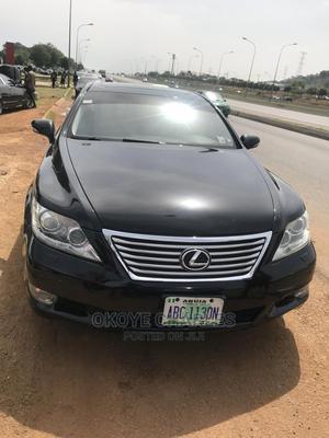 Lexus LS 2010 Black   Cars for sale in Abuja (FCT) State, Gwarinpa