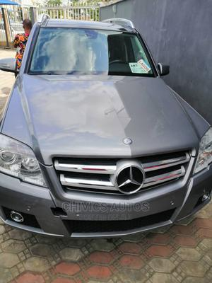 Mercedes-Benz GLK-Class 2010 350 4MATIC Silver | Cars for sale in Lagos State, Amuwo-Odofin