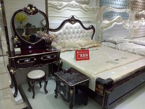 High Quality Classic Imported Royal Bed   Furniture for sale in Lagos State, Lekki