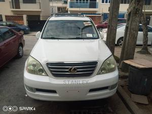 Lexus GX 2005 470 Sport Utility Pearl   Cars for sale in Lagos State, Yaba
