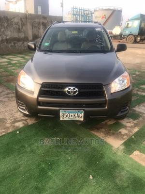 Toyota RAV4 2011 2.5 4x4 Brown   Cars for sale in Lagos State, Isolo