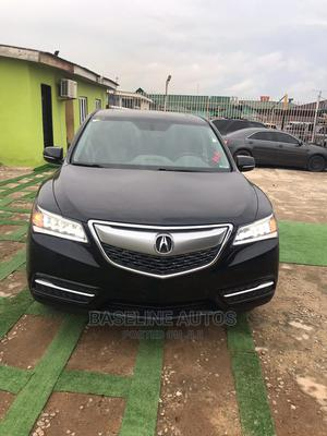 Acura MDX 2014 Black | Cars for sale in Lagos State, Isolo