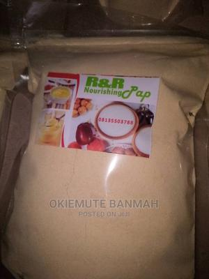 R R Nourishing Powdered Pap   Feeds, Supplements & Seeds for sale in Abuja (FCT) State, Karu