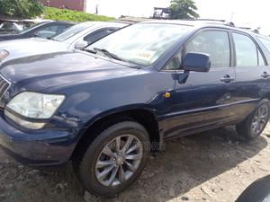 Lexus RX 2002 Blue | Cars for sale in Lagos State, Apapa