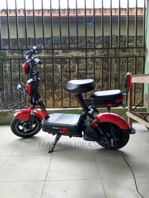 New Motorcycle 2021 Red   Motorcycles & Scooters for sale in Enugu State, Nkanu West