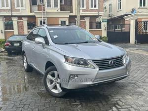 Lexus RX 2013 350 FWD Silver   Cars for sale in Lagos State, Lekki