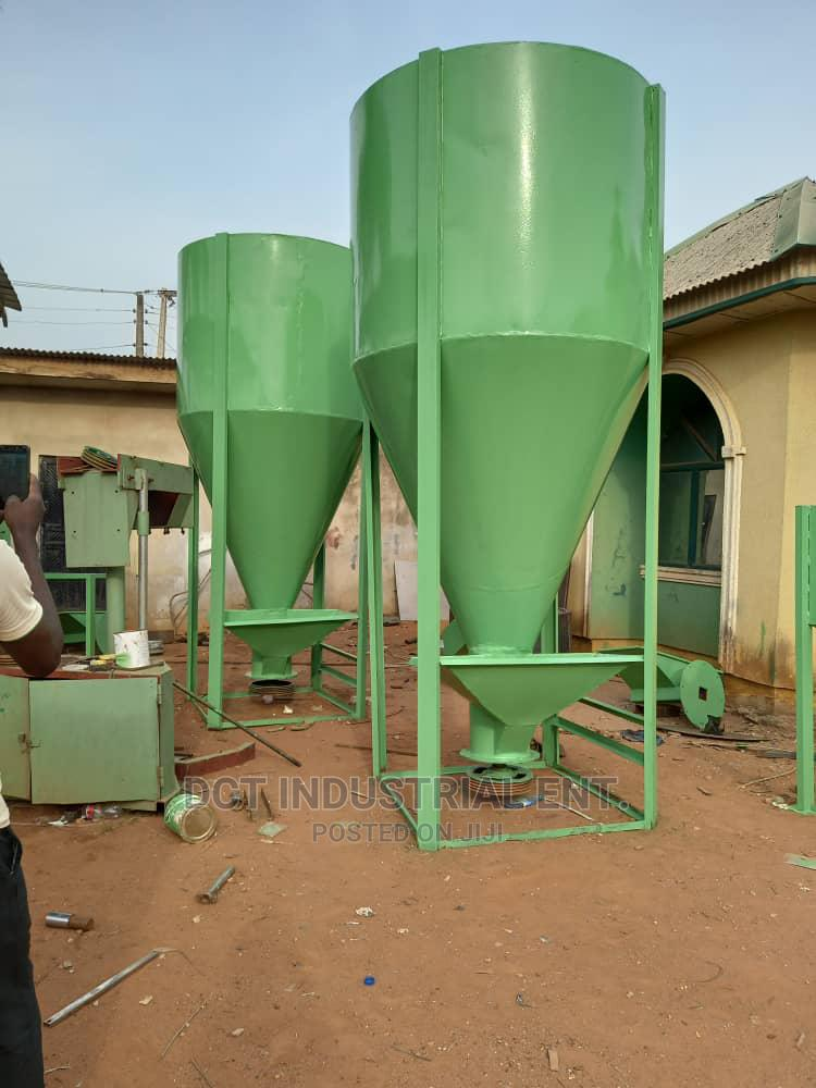 Feed Milling 2tons Per Hour (Poultry Feeds)