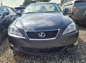 Lexus IS 2006 250 AWD Black | Cars for sale in Lagos State, Yaba