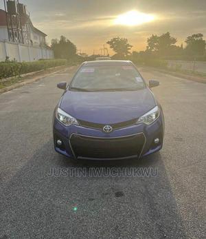 Toyota Corolla 2016 Blue | Cars for sale in Abuja (FCT) State, Garki 2