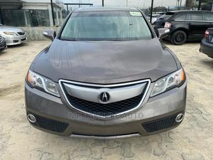 Acura RDX 2013 Gold | Cars for sale in Lagos State, Lekki