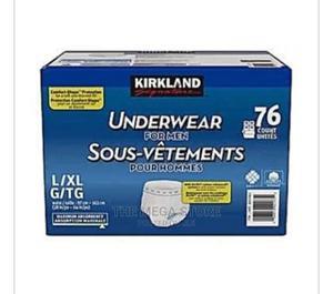 Underwear for Men L/Xl   Bath & Body for sale in Lagos State, Surulere