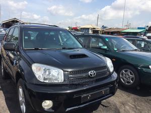 Toyota RAV4 2005 Black | Cars for sale in Lagos State, Amuwo-Odofin