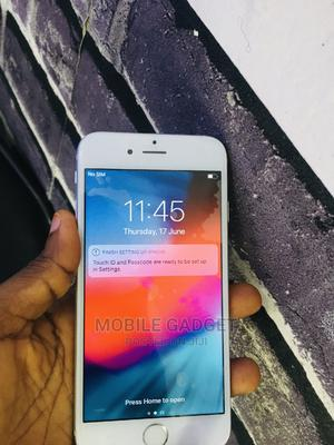 Apple iPhone 6 16 GB Silver | Mobile Phones for sale in Lagos State, Lekki
