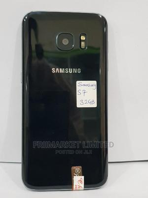 Samsung Galaxy S7 32 GB Black | Mobile Phones for sale in Delta State, Sapele