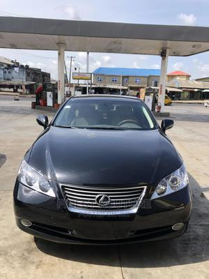 Lexus ES 2007 Black | Cars for sale in Lagos State, Ikotun/Igando