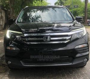 New Honda Pilot 2020 Touring 7 Passenger AWD Black | Cars for sale in Lagos State, Ikeja