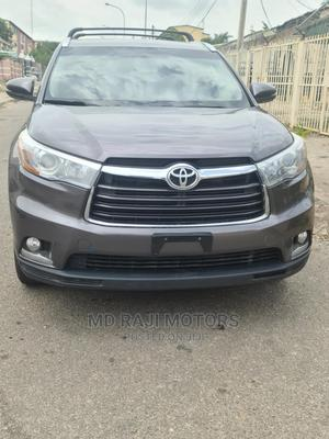 Toyota Highlander 2016 Gray   Cars for sale in Abuja (FCT) State, Garki 2