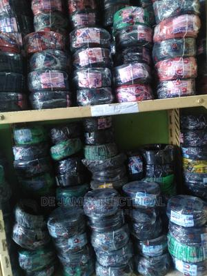 Original Coleman Wires 1,5mm 2.5mm 4mm 6mm 10mm | Electrical Equipment for sale in Lagos State, Lagos Island (Eko)