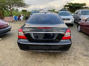 Mercedes-Benz E350 2009 Black | Cars for sale in Rivers State, Port-Harcourt