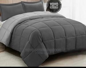 Plain Grey Duvet Set   Home Accessories for sale in Abuja (FCT) State, Gwarinpa