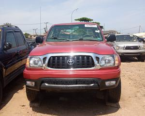 Toyota Tacoma 2004 Double Cab V6 4WD Red | Cars for sale in Lagos State, Amuwo-Odofin