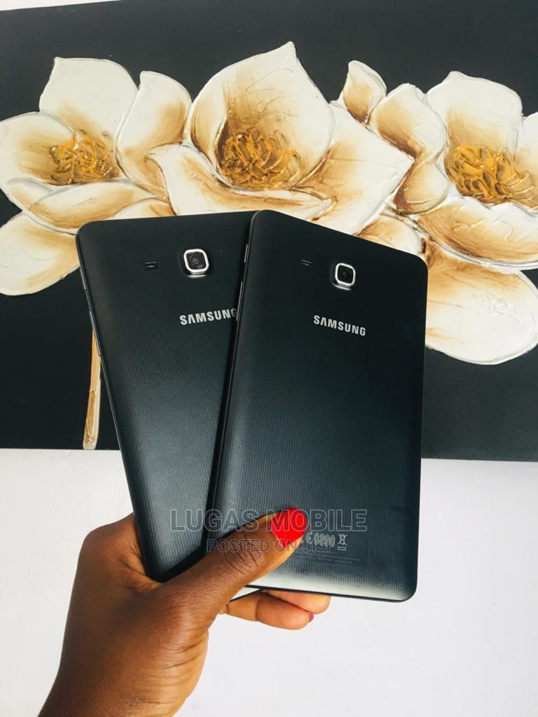 Samsung Galaxy Tab a 7.0 8 GB Black | Tablets for sale in Ilupeju, Lagos State, Nigeria