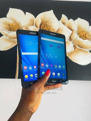 Samsung Galaxy Tab a 7.0 8 GB Black | Tablets for sale in Lagos State, Ilupeju