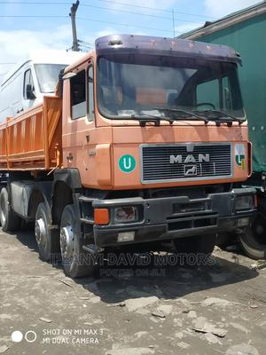 Man Diesel 12tyres Tipper 1998 With Auxiliary   Trucks & Trailers for sale in Lagos State, Apapa