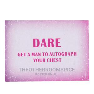 24pcs Adult Truth or Dare Card Bachelorette Adventure Game | Sexual Wellness for sale in Lagos State, Yaba