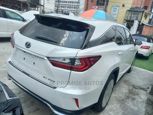 Lexus RX 2018 White | Cars for sale in Lagos State, Ikeja