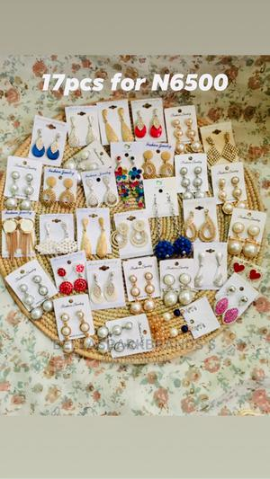 Fashion Earrings | Jewelry for sale in Abuja (FCT) State, Central Business District