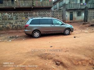 Toyota Sienna 2004 LE FWD (3.3L V6 5A) Gray | Cars for sale in Ogun State, Sagamu