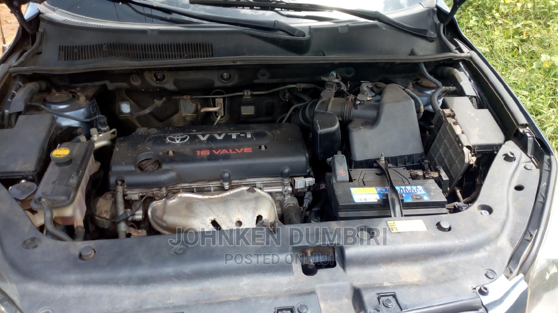 Archive: Toyota RAV4 2010 2.5 Sport 4x4 Blue
