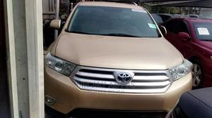 Toyota Highlander 2009 Gold | Cars for sale in Lagos State, Ajah