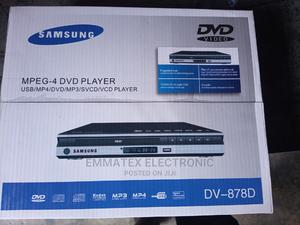 Samsung DVD Player With USB Port and Last Memory   TV & DVD Equipment for sale in Lagos State, Ikeja