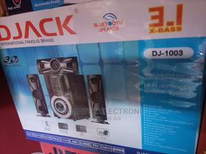 Djack Home Theater Sound System 1003 | Audio & Music Equipment for sale in Lagos State, Ikeja
