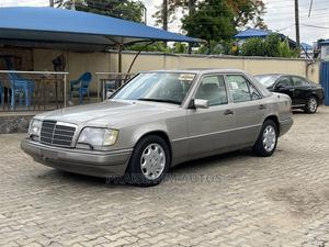 Mercedes-Benz E320 1994 Gold   Cars for sale in Lagos State, Ikeja