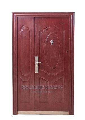 4ft Steel Security Door(SD009) | Doors for sale in Lagos State, Isolo