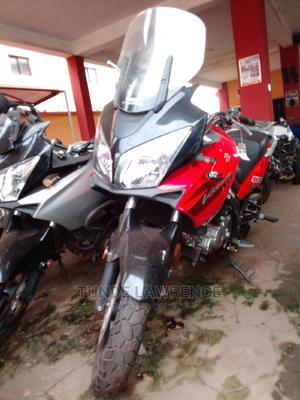 Suzuki V-Strom 2006 Red | Motorcycles & Scooters for sale in Lagos State, Ifako-Ijaiye